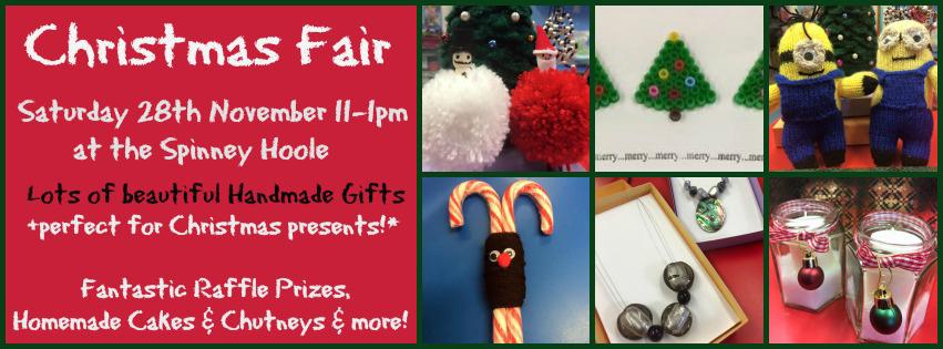 The Spinney Christmas Fair